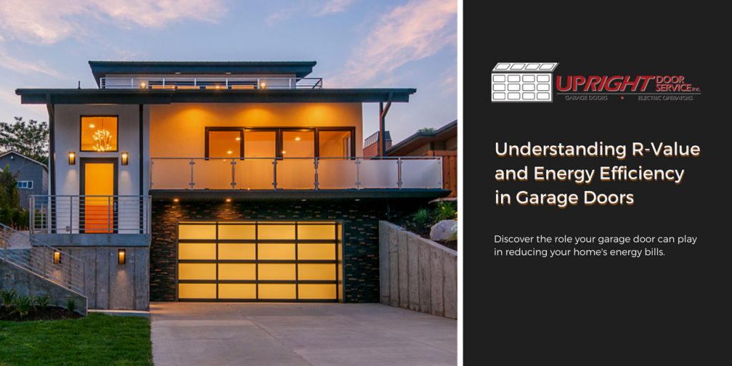 Understanding R-Value and Energy Efficiency in Garage Doors, Durham Region ON